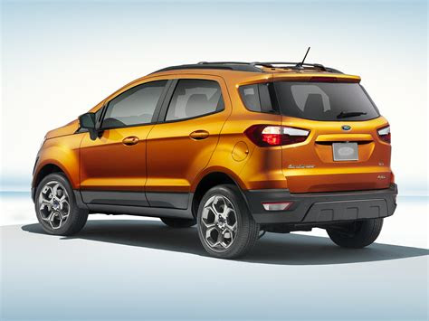 ford ecosport price  reviews features
