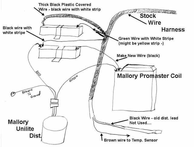 Wiring Site Resource: Mallory Unilite Distributor Wiring Diagram on