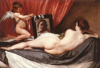 Diego Velásquez - Vênus ao Espelho (1647)