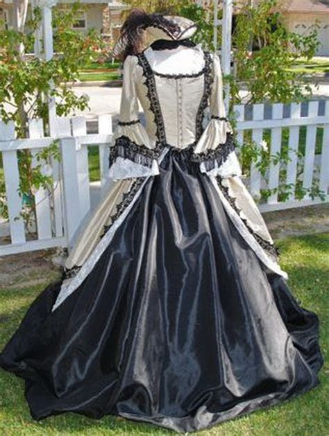 victorian masquerade ball gowns