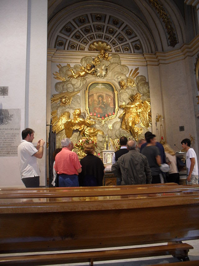 Madonna del Divino Amore.JPG