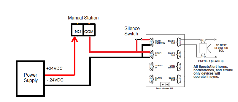 35 Fire Alarm Pull Station Wiring Diagram