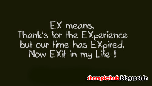 Quotes About Bad Ex Girlfriends 18 Quotes