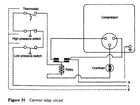 Wiring Diagram Of Refrigerator, Refrigerator Wiring Diagram