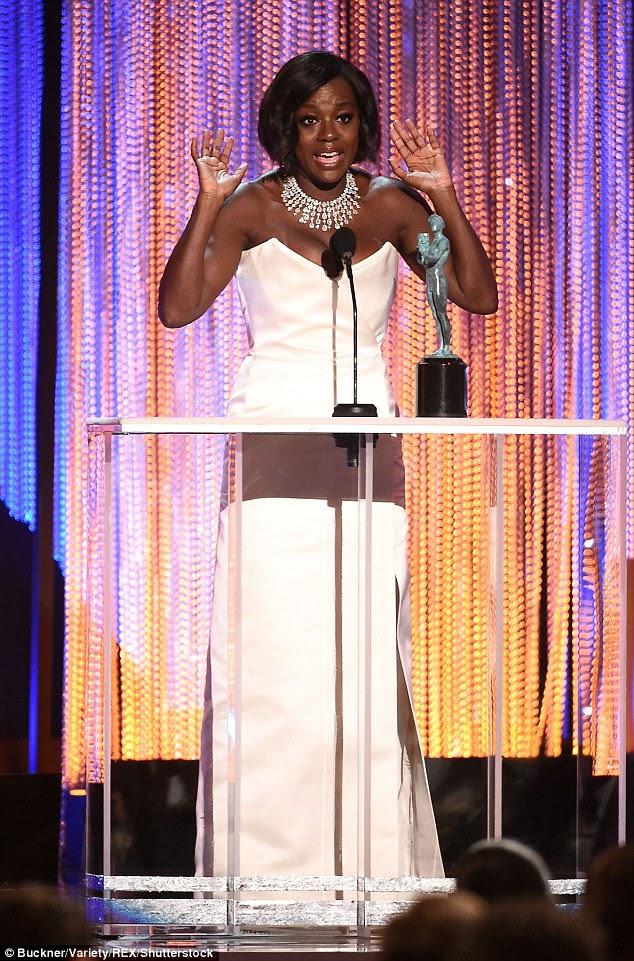 Superstar: Viola Davis escolheu Desempenho Excepcional por uma Atriz em Papel de Apoio por seu papel em Fences