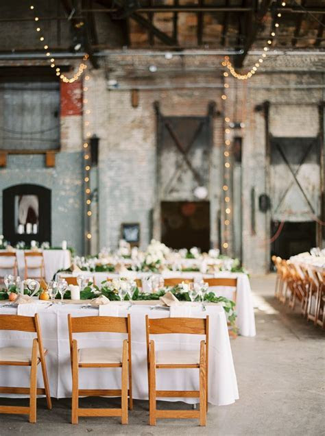 Not Your Average Warehouse Wedding in 2019   Wedding Ideas