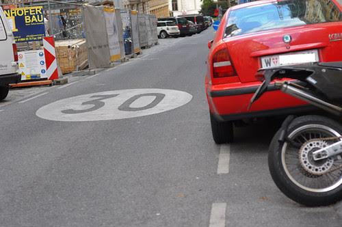 30km Speed Limit, Vienna