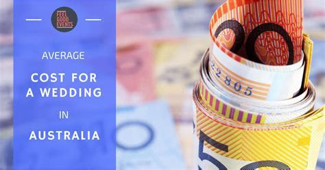 Average Cost For A Wedding In Australia   Feel Good Events