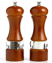 Martha Stewart Salt and Pepper Mills
