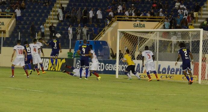 Confiança, Bahia, Batistão, Copa do Nordeste,  (Foto: João Áquila / GloboEsporte.com)