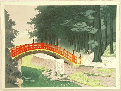 Tokuriki Tomikichiro: Nikko - Artelino