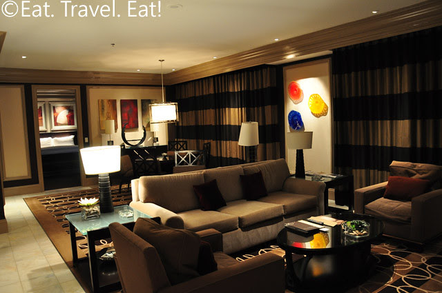 Bellagio 2 Bedroom Penthouse Suite eat. travel. eat!: bellagio review 2010: penthouse suite on the