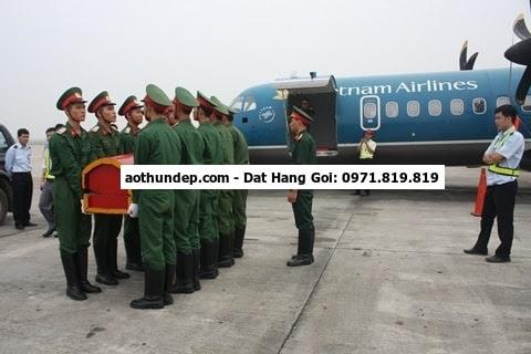 thông tin về đồng phục phi công