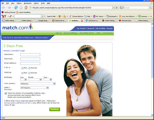 canadian dating site for american