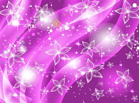 [59 ] Pink And Purple Flower Backgrounds on WallpaperSafari