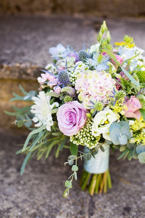 Pretty Pale Blue & Fresh Summer Wedding   Whimsical