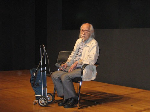 Legendary Japanese director Seijun Suzuki