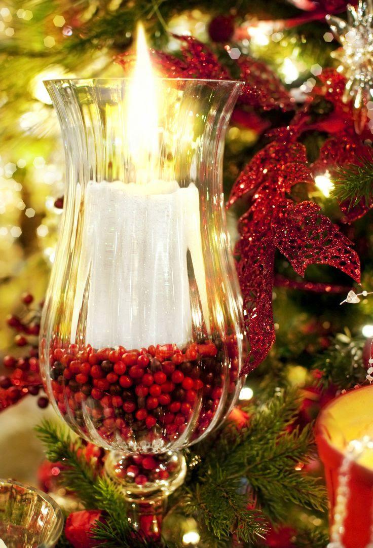 Christmas Candle Ideas