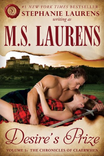 Desire's Prize by M.S. Laurens (Stephanie Laurens)