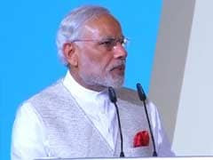 In Singapore Lecture, PM Modi Alludes to South China Sea Dispute
