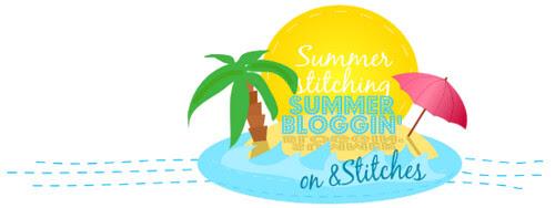 Summer Bloggin' on &Stitches