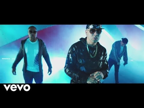 Wisin - Move Your Body (Official Video) ft. Timbaland, Bad Bunny