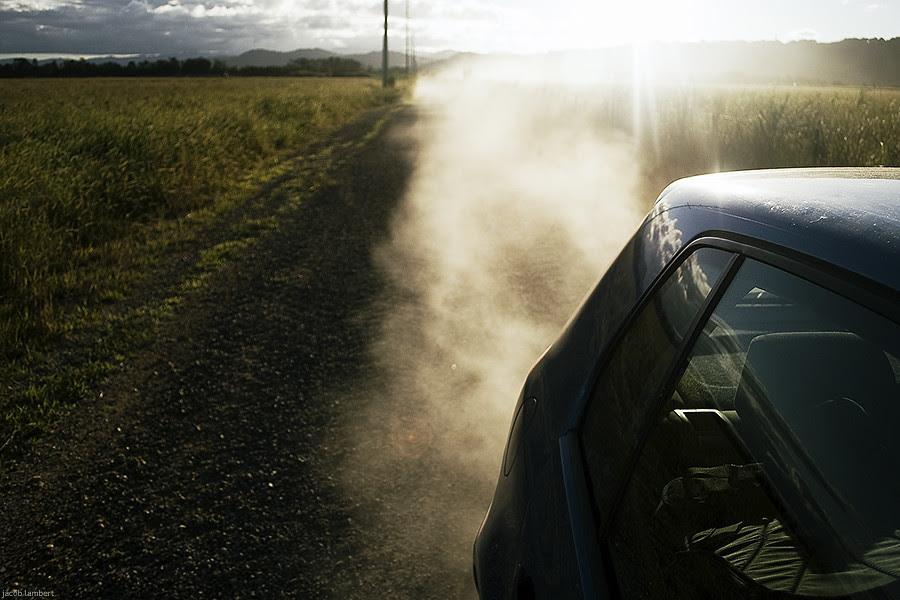 dust roading