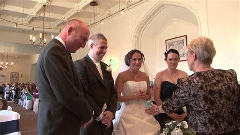Civil Ceremony Wedding   YouTube