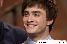 Daniel Radcliffe on The Tonight Show with Jay Leno