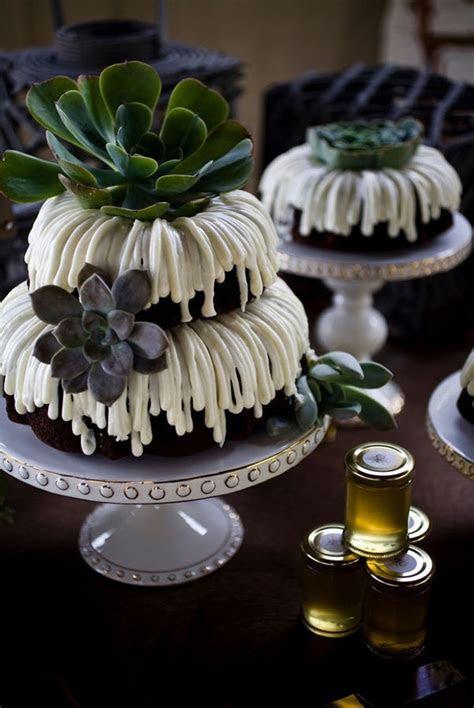 Wedding cake trends   for the love of bundt   wedding