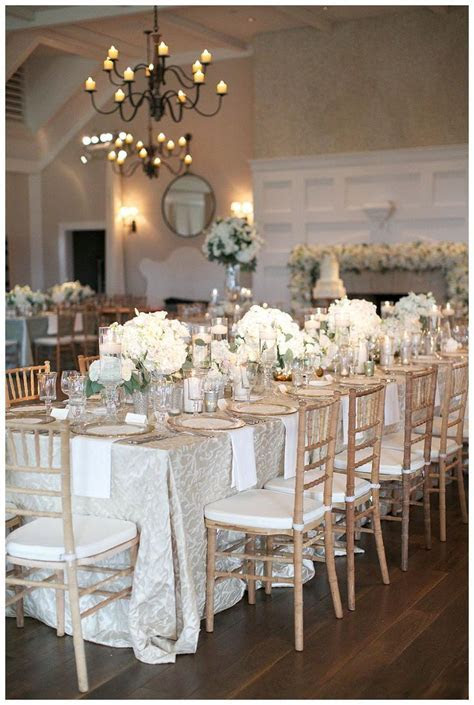 17 Best ideas about White Wedding Linens on Pinterest