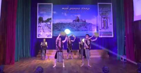 Harei buei baiy caong céng - Ngày Hội Còng Chiêng