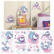 Hello Kitty Peel and Stick Wall Applique