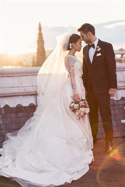 Purple Romance at Elegant Edinburgh Wedding   MODwedding