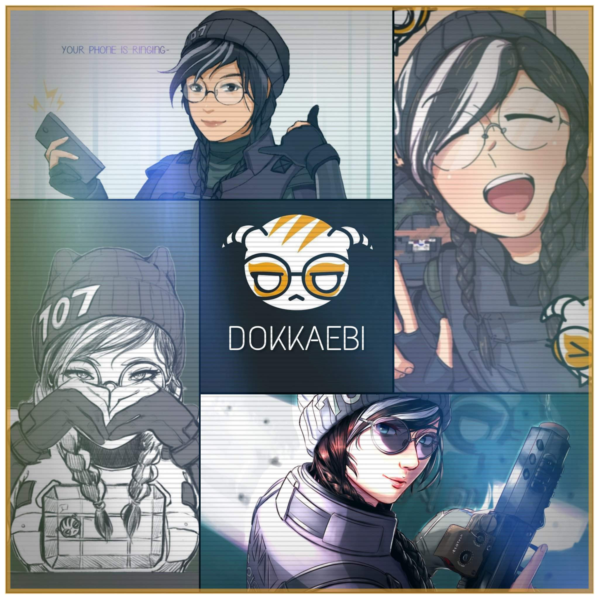 Dokkaebi Background Rainbow Six Siege Amino
