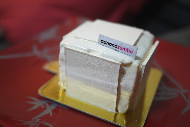 The V8 Cake by Adriano Zumbo
