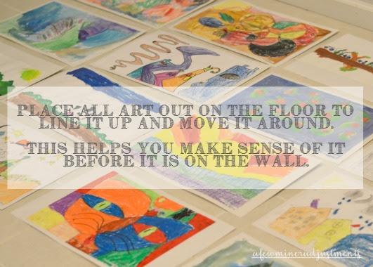 Art on Floor