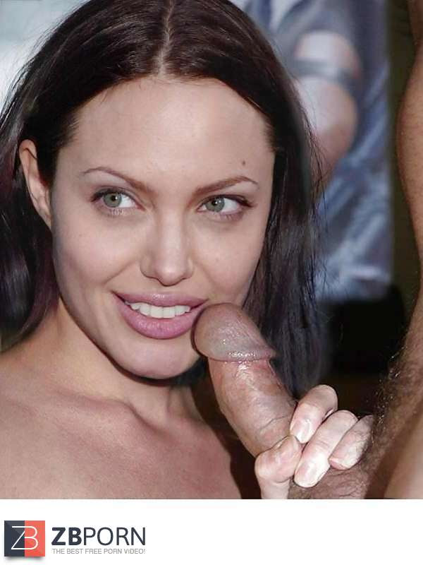 Angelina jolie free porno