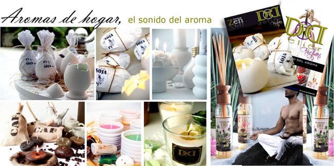 tienda velas de soja