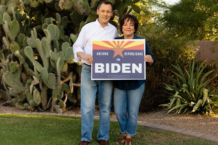 TREND ESSENCE:How Mormons Fed Up With Trump Could Help Lift Biden in Arizona