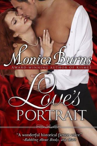 Love's Portrait (Erotic Historical Romance) by Monica Burns