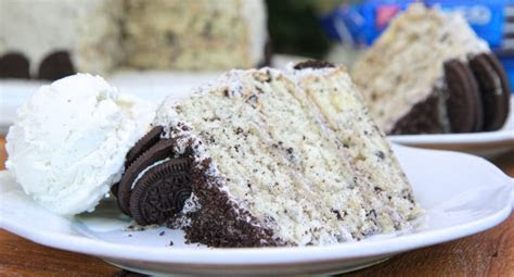 cookies  cream cake recipe  scratch divas  cook