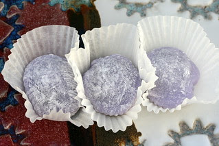Mochi - Homemade An (Red Bean) Mochi