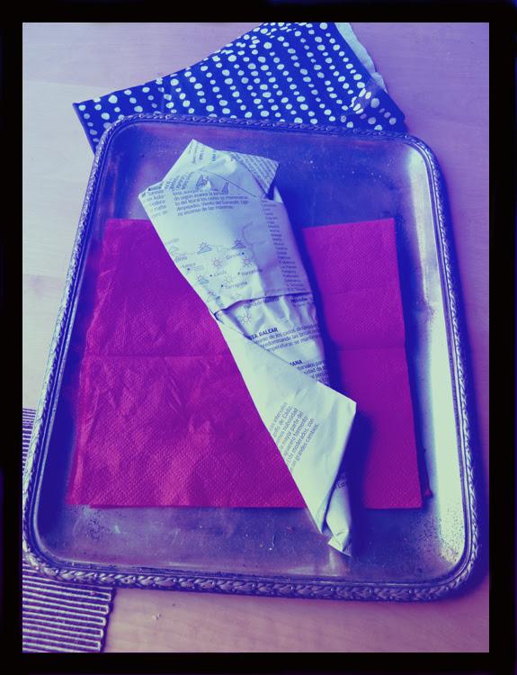 origami scissors