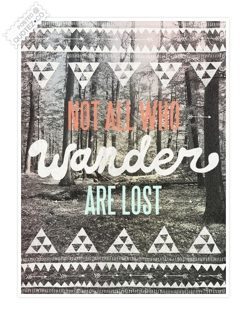 Wander Quotes Sayings Quotezco