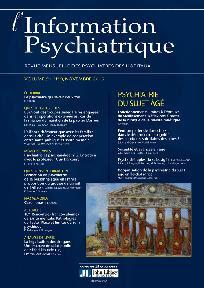 L'information psychiatrique 2015/9