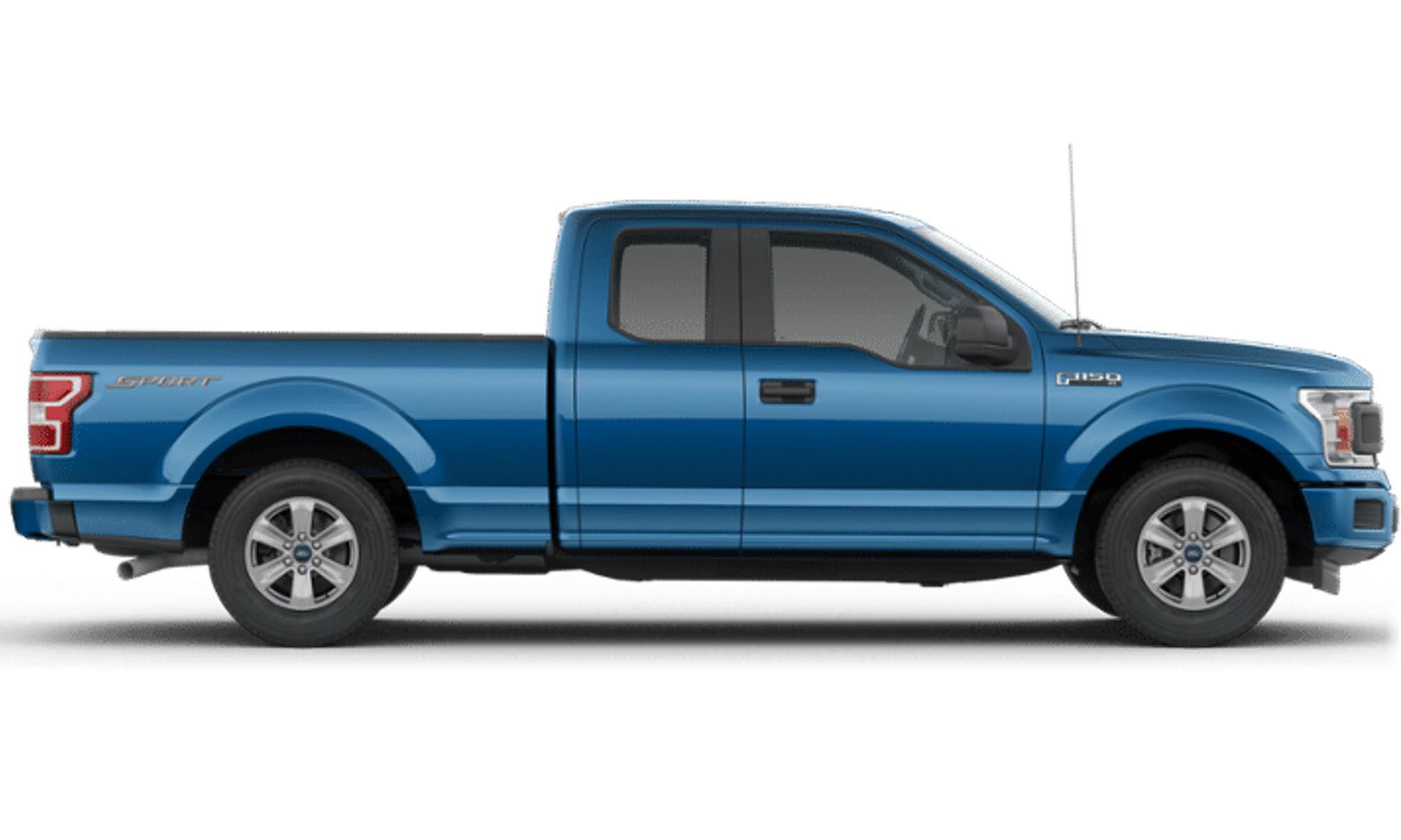 New Velocity Blue Color For The 2019 Ford F 150
