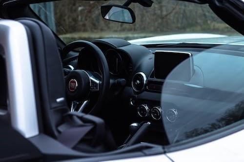 Fiat 500X FireFly test