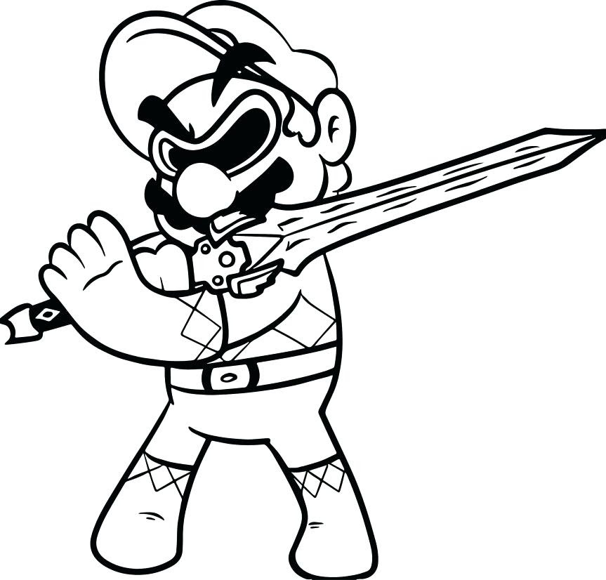 Trends For Super Mario Odyssey Coloring Pages Anyoneforanyateam