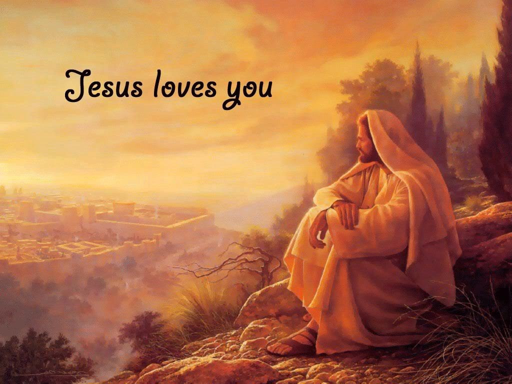 I Love Jesus Christ Quote 2 Picture Quote 1